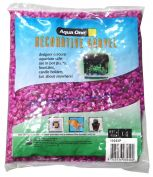 Aqua One Decorative Gravel 1kg Purple 7mm