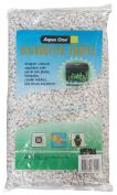 Aqua One Decorative Gravel 2kg White 7mm
