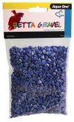 Aqua One Betta Gravel Metallic Blue 350g