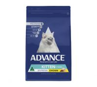 Advance Plus Kitten Growth Chicken Dry Cat Food