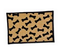 Loving Pets Bones Dog Feeding Mat
