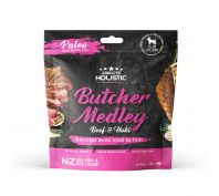 Absolute Holistic Butchers Medley Air Dried Dog Treats 100gm