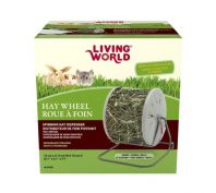 Living World Small Animal Hay Wheel