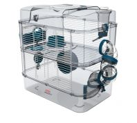 Zolux Rody 3 Small Animal Cage Duo Blue
