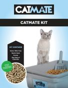 Catmate Litter Kit Charcoal