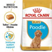 Royal Canin Canine Poodle Junior Puppy Food 3kg