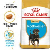 Royal Canin Canine Rottweiler Junior Puppy Food