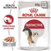 Royal Canin Feline Adult Loaf Cat Food 12x85g