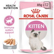 Royal Canin Feline Kitten Loaf Cat Food 12x85g