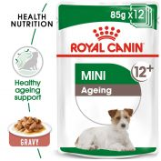 Royal Canin Canine Mini Ageing +12 Wet Dog Food 12x85g