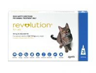 Revolution for Cats 2.6-7.5kg