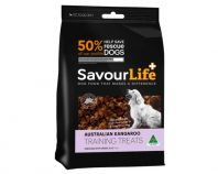 Savourlife Australian 165g Kangaroo Training Dog Treats