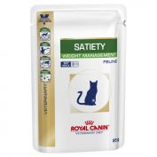 Royal Canin Veterinary Diet Satiety Cat Food 12x85g