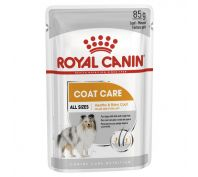 Royal Canin Canine Coat Care Loaf Dog Food 12x85g