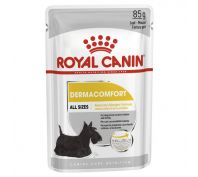 Royal Canin Canine Dermacomfort Care Loaf Dog Food 12x85g