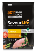 Savourlife Grain Free Dog Food Chicken