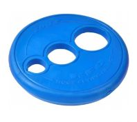 Rogz RFO Frisbee Dog Toy Blue