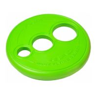 Rogz RFO Frisbee Dog Toy Lime