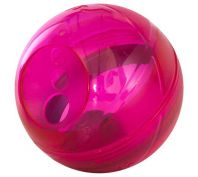 Rogz Tumbler Treat Dispensing Dog Toy Pink