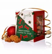 Jollie Turkey & Cranberry Cookies 250g Dog Treats