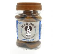 Wagalot Beef Liver Cookie Jar Dog Treat 400g