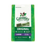 Greenies Dental Dog Treats Large 340g