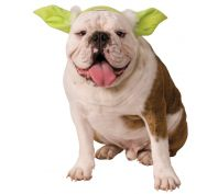 Rubies Deerfield Yoda Ears Headband Dog Costume