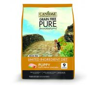 Canidae Puppy Food Grain Free Pure Foundations