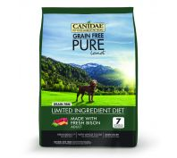 CANIDAE® Grain Free PURE Land with Bison Adult Dry Dog Food 5.4kg