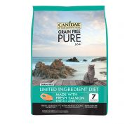 CANIDAE® Grain Free PURE Sea with Salmon All Ages Dry Cat Food