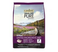 CANIDAE® Grain Free PURE Stream with Trout All Ages Dry Cat Food 2.27kg