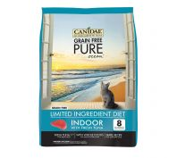 CANIDAE® Grain Free PURE Ocean Indoor Dry Cat Food with Tuna