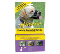 Husher Elastic Dog Training Muzzle