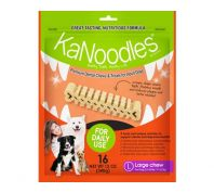 Kanoodles Dental Dog Treat Large 340g