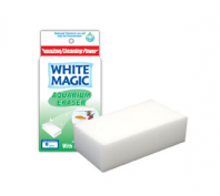 White Magic Aquarium Eraser White