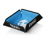 Doog Foldable Portable Water Bowl Blue