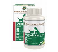 Natural Animal Solutions OsteoForte 60 Capsules
