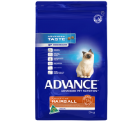 Advance Hairball Adult Cat 3kg Chicken