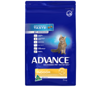 Advance Indoor Adult Cat 3kg Tuna