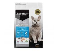 Black Hawk Cat Food Fish