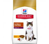 Hills Science Diet Cat Adult Hairball Control
