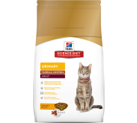 Hills Science Diet Cat Adult Urinary Hairball Control