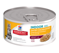 Hills Science Diet Cat Adult Indoor 24 x 156G