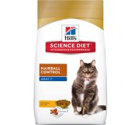 Hills Science Diet Cat Adult 7+ Hairball Control