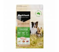 Black Hawk Dog Grain Free Chicken Dog Food