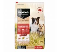 Black Hawk Dog Grain Free Dog Food Kangaroo 15kg