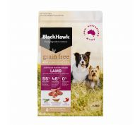 Black Hawk Dog Grain Free Lamb Dog Food