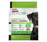 Prime100 ZeroG SPD Kangaroo Lentil & Turmeric Senior Dog Food