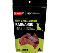 Prime100 SPT Kangaroo Fillet Dog Treats 100g