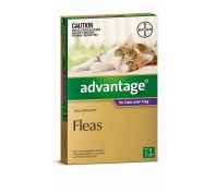 Advantage Flea Treatment for Cats over 4kg